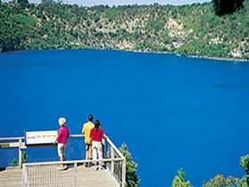 Blue Lake Rotary Lookout