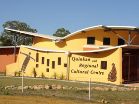 The Quinkan and Regional Cultural Centre - Accommodation Rockhampton