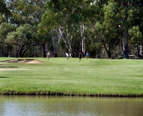 Deniliquin Golf Club - Accommodation Rockhampton