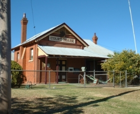 Whitton Courthouse and Historical Museum - Accommodation Rockhampton