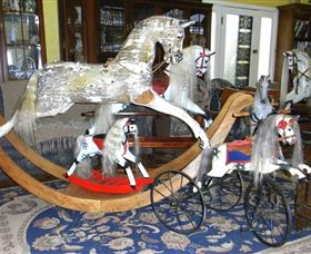 Rocking Horse Restorations - Accommodation Rockhampton