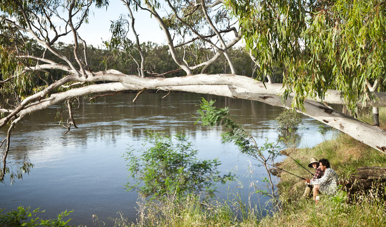 Murray Valley National Park - Accommodation Rockhampton