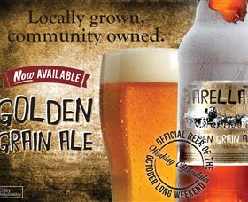 Barellan Beer - Community Owned Locally Grown Beer - Accommodation Rockhampton