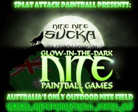 Nite Paintball Games Moama - Accommodation Rockhampton