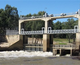 Yanco Weir - Accommodation Rockhampton