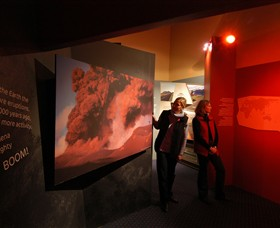 Volcanoes Discovery Centre