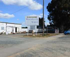Wheatleys Wares - Accommodation Rockhampton