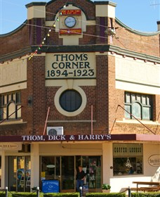 Thom Dick and Harrys - Accommodation Rockhampton