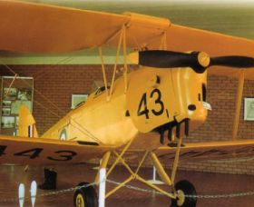 Tiger Moth Memorial - Accommodation Rockhampton