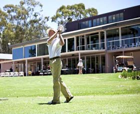 Dubbo Golf Club - Accommodation Rockhampton