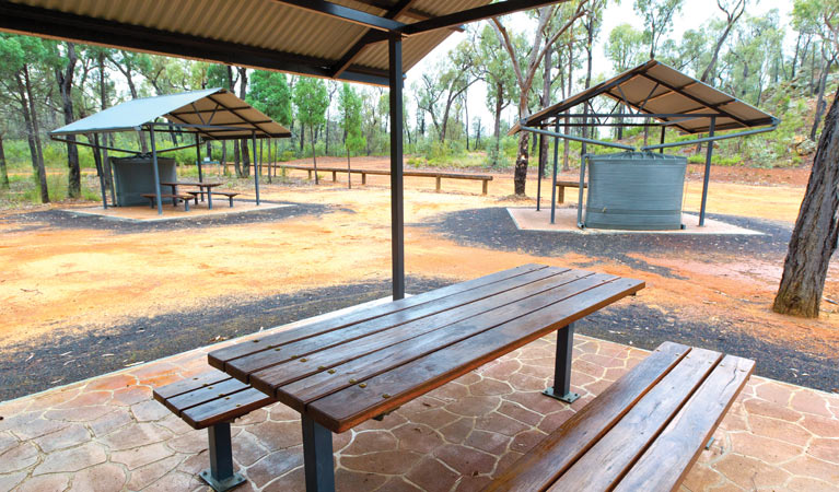 Salt Caves picnic area - Accommodation Rockhampton