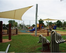 Livvi's Place Playground - Accommodation Rockhampton
