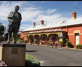 Forbes Railway Arts and Visitor Information Centre - Accommodation Rockhampton