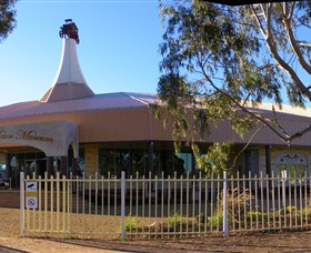 McFeeters Motor Museum and Visitor Information Centre - Accommodation Rockhampton