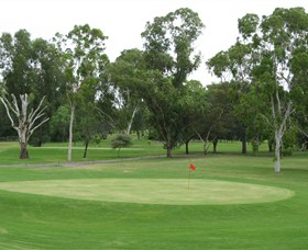 Moree Golf Club - Accommodation Rockhampton