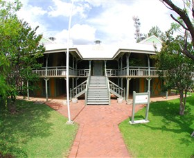 Moree Lands Office Historical Building - Accommodation Rockhampton