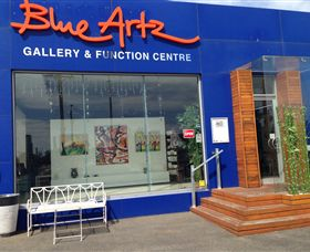 Blue Artz Gallery & Cafe