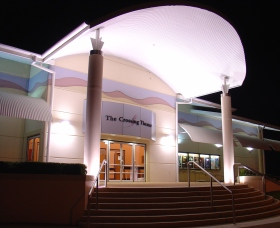 Crossing Theatre - Accommodation Rockhampton