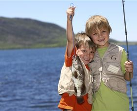 Fishing on Keswick Island - Accommodation Rockhampton