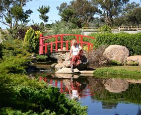 Wellington Osawano Japanese Gardens - Accommodation Rockhampton