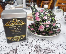 Country High Tea - Accommodation Rockhampton