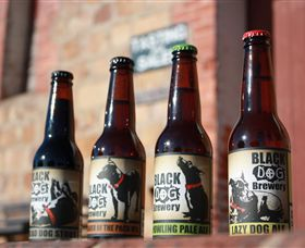 Black Dog Brewery - Accommodation Rockhampton