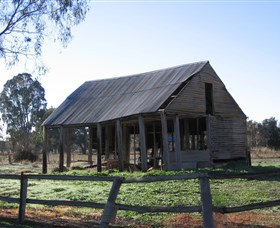 Cobb and Co Stables Morven - Accommodation Rockhampton
