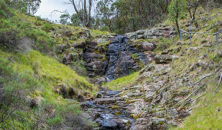 Hopetoun Falls walking track - Accommodation Rockhampton