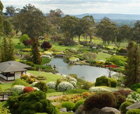 Cowra Japanese Garden and Cultural Centre - Accommodation Rockhampton