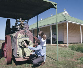 Courthouse Museum Yalgoo - Accommodation Rockhampton
