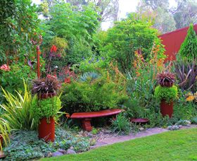 Out of Town Nursery and Humming Garden - Accommodation Rockhampton