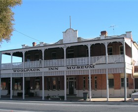 Woolpack Inn Museum - Accommodation Rockhampton