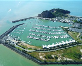 Keppel Bay Marina - Accommodation Rockhampton