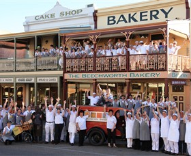 Beechworth Bakery - Accommodation Rockhampton