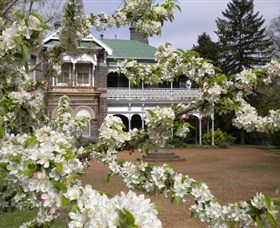 Saumarez Homestead - Accommodation Rockhampton