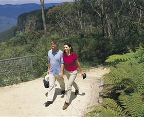 Blue Mountains Walking Tracks - Accommodation Rockhampton