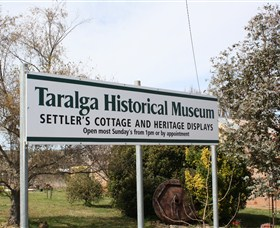 Taralga Historical Society Museum - Accommodation Rockhampton