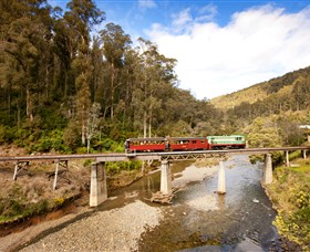 Walhalla Goldfields Railway - Accommodation Rockhampton