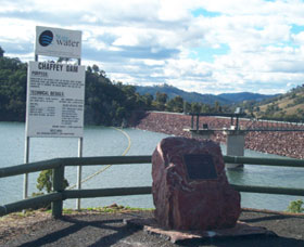 Chaffey Dam - Accommodation Rockhampton
