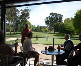 Queanbeyan Golf Club - Accommodation Rockhampton