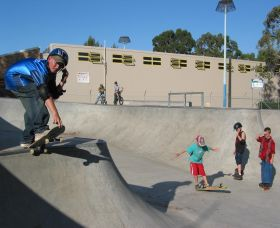 Goulburn Skate Park - Accommodation Rockhampton