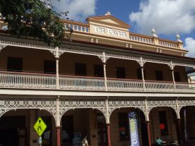Childers Art Space CHARTS - Accommodation Rockhampton