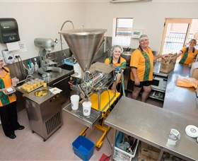 Mammino Gourmet Ice Cream - Accommodation Rockhampton