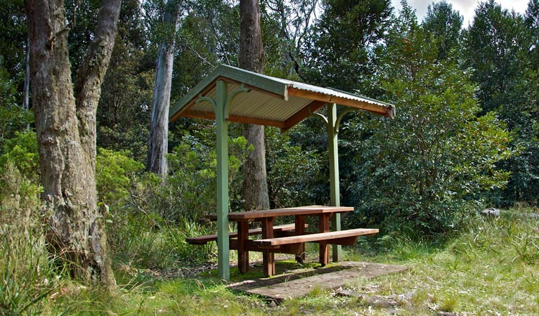 Devils Hole lookout walk and picnic area - Accommodation Rockhampton