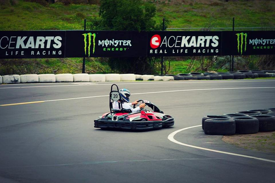 Ace Karts - Accommodation Rockhampton