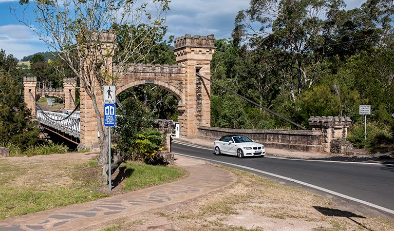 Coast to the Highlands scenic drive  Kangaroo Valley - Accommodation Rockhampton