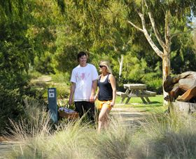 Sale Common Wetlands Walk - Accommodation Rockhampton