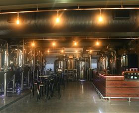 Pumpyard Bar and Brewery - Accommodation Rockhampton