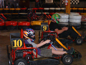 Indoor Kart Hire O'Connor - Accommodation Rockhampton