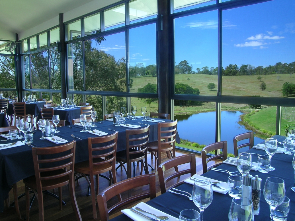 Ocean View Estates Winery and Restaurant - Accommodation Rockhampton